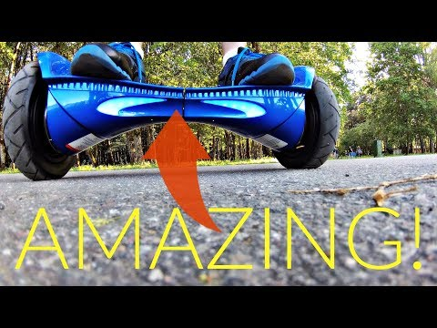 The BEST Hoverboard of 2017? HX Phantom Review