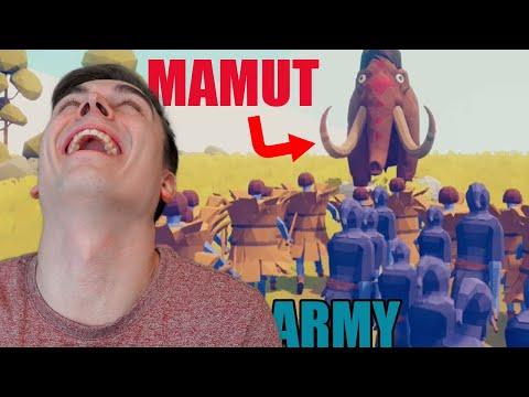 KDO VYHRAJE? Mamut vs lidi-1-TABS