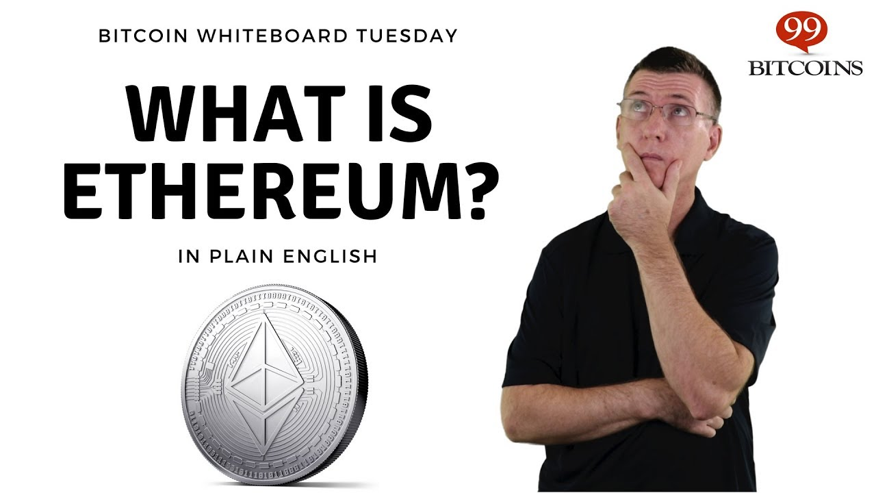 What is Ethereum? A Beginner's Explanation in Plain English #Ethereum #ETH