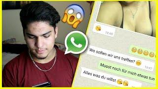 WhatsApp SONGTEXT PRANK An EX FREUNDIN ENDET PERVERS !! Dein Ex Summer Cem   Deutsch | OC Brownie