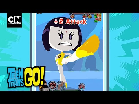 Vídeo do Os Mini Titãs - Teen Titans Go