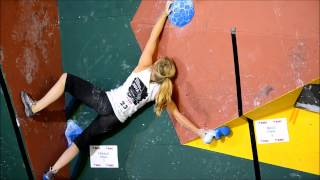 British Bouldering Competition - 2012 Adult Final