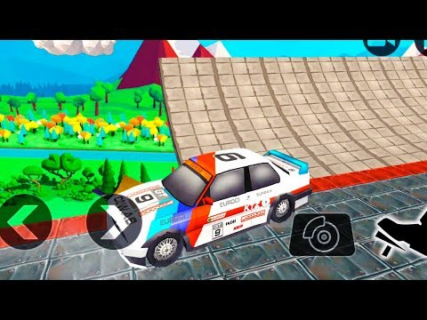 Impossible Climb Stunt Driving (Tricky Car Tracks Game By Frenzy Games Studio) Android Gameplay