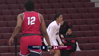 In Non Conference play Fordham Women's Basketball vs Samford