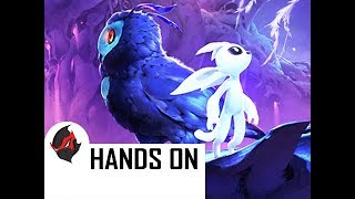 Ori and the Will of the Wisps Gameplay Walkthrough (E3 2018)