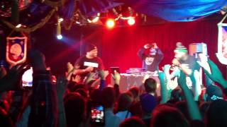 Potatoes LIVE Guilty Simpson & Apollo Brown ft. Torae