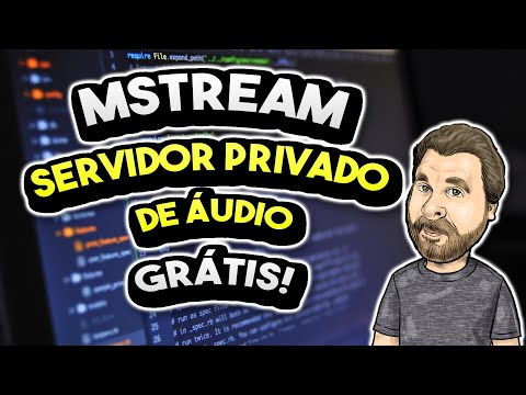 Como CRIAR um SERVIDOR de STREAMING de AUDIO no WINDOWS e LINUX