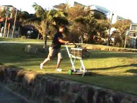 Clax Cart Folding Utility Trolley Klapmobile