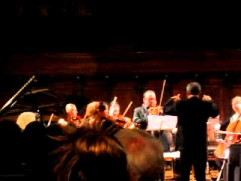 Solo with Orchestra: Bach Concerto for Two Violins, Live from Perugia, Italy, 2011