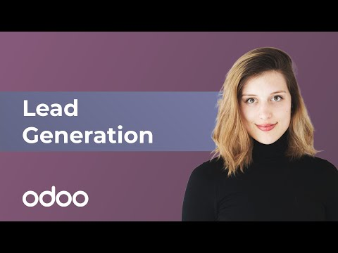 Lead Generation in odoo CRM