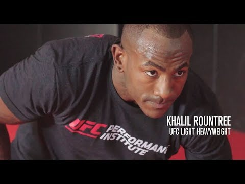 UFC Performance Institute – The Importance of Recovery