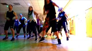 Pippa T Zumba®   No Daylight By Fuse ODG   Dance Fitness Soca Choreography