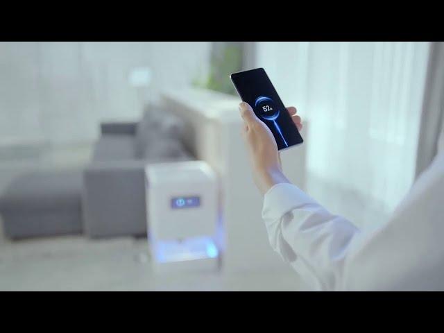 Технология Air Charge от Xiaomi заряжает гаджеты на расстоянии в несколько метров