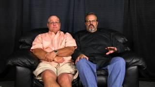 Greg's Big Black Couch with Mike Morsch