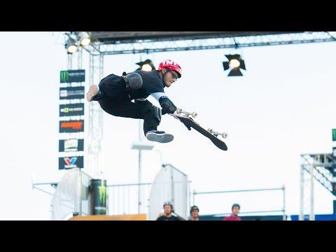 Best of Skate Best Tricks - Nitro World Games