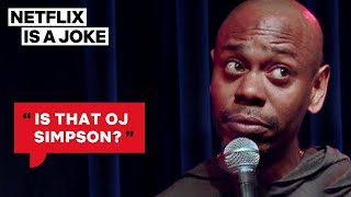 Dave Chappelle Reveals White People