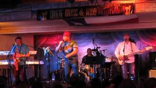 Aaron Neville   Stand by Me 2015 10 11 Gruene Music & Wine Festival