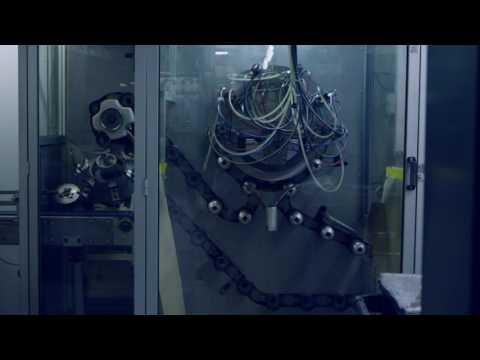 SIGG productie aluminium drinkflessen
