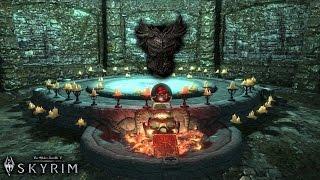 TES 5: Skyrim #Кузница атронахов - Даэдрическая броня