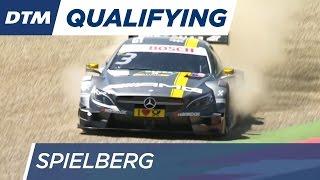 DTM - Spielberg2016 Qualifying 2 Di Resta Off
