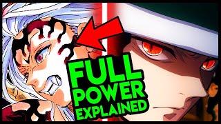 Muzan Kibutsuji  - (Demon Slayer: Kimetsu no Yaiba) - How Strong is the Strongest Demon Muzan? (Demon Slayer / Kimetsu no Yaiba Full Power Explained)