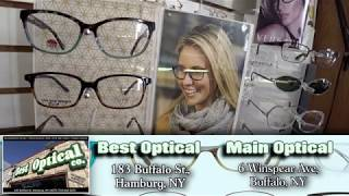 "DISC 227 - A TV Spot for ""Best Optical"" in Hamburg, NY"