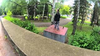 preview picture of video 'Prague Parkour/Freerun SPOT - ZŠ Jeremenkova'