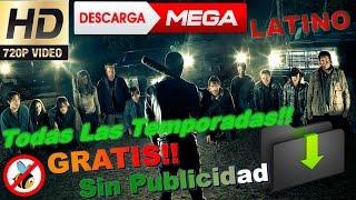 Descargar Todas Las Temporadas De The Walking Dead (1,2,3,4,5,6,7 Y 8!!!) Latino Por Mega | Gratis