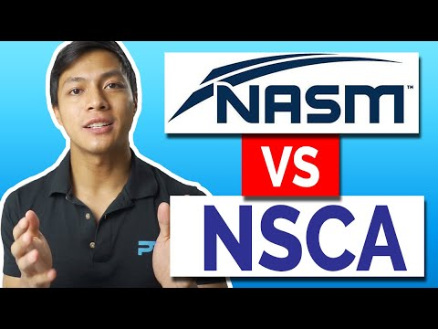 NASM vs NSCA Certification - Which one should you choose in ...