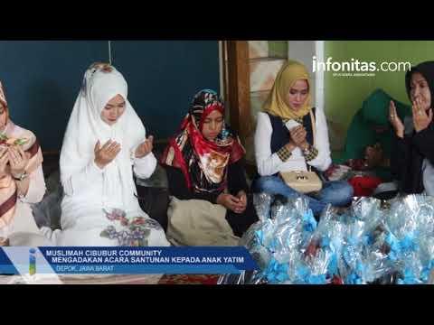 Komunitas Muslimah Cibubur Community Kembali Mengadakan Acara Santunan