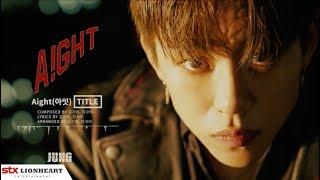 JUNG DAE HYUN(정대현) 1st Single Album 'Aight(아잇)' HIGHLIGHT MEDLEY