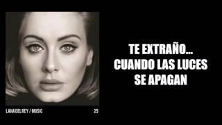 Adele - I Miss You (Subtitulada/Traducida Al Español)