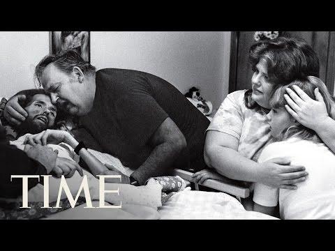 Tvář onemocnění AIDS - Slavné fotografie