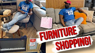 [Vlog 91]: FURNITURE SHOPPING FOR OUR APARTMENT!! FINALLY!!
