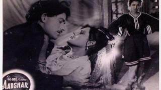 Mujhko Hain Tujhse Pyar  Kyu By Lata Film Aabshar 1953