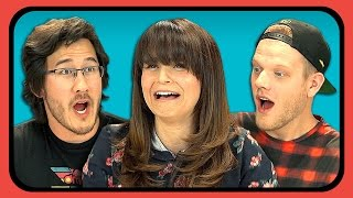 YOUTUBERS REACT TO RACIST MARIO