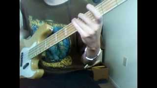"""India Ink"" 311 Bass Cover"