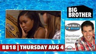 big brother 21 recap tonight - TH-Clip