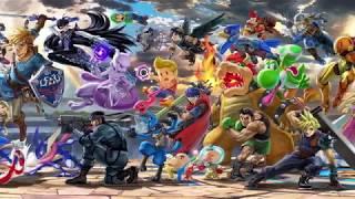 Super Smash Bros: Ultimate - Everyone is Here Trailer E3 2018