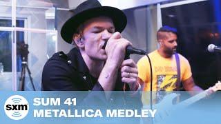 Sum 41   Metallica Medley [Live @ SiriusXM]