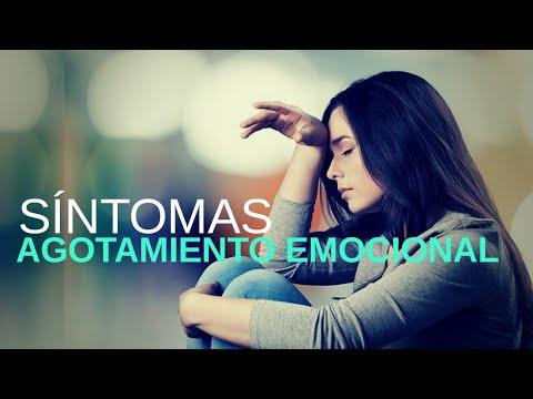 Agotamiento Emocional Síntomas Psicología Psicologia Visual