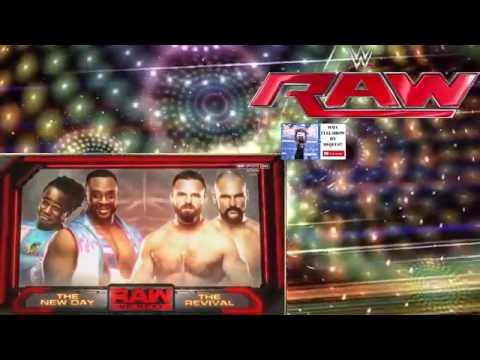 Download WWE Raw 10 April 2017 Full Show HD - WWE Monday Night Raw 10 April 2017 Full Show HD Mp4 3GP Video and MP3