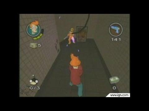 Futurama GameCube