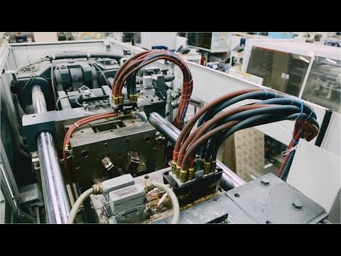 Applicazione cambio rapido stampo: connettete tutti i circuiti di termoregolazione in un solo gesto