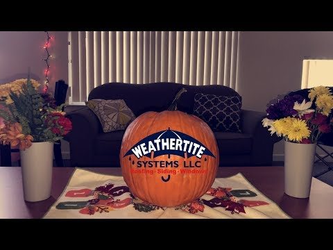Weathertite Systems Will Protect You This Fall!
