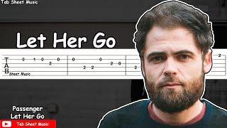 Passenger - Let Her Go Guitar Tutorial