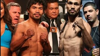 Manny Pacquiao Vs Keith Thurman_Real Prize Fight