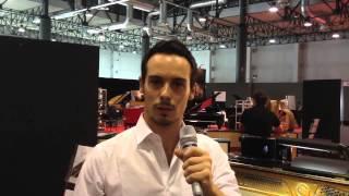 preview picture of video 'Mondomusica e Cremona Pianoforte 2014 - Alessandro Scaglione'