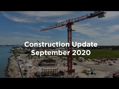 Construction Update<br />-September 2020
