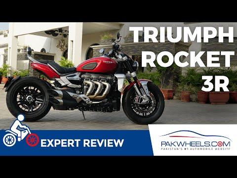 Triumph Rocket R3 | Expert Review | PakWheels